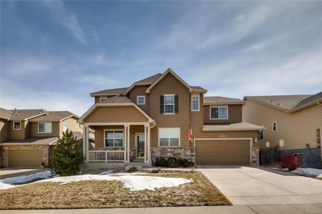 3524 Dove Valley Place, Castle Rock, CO 80108 (#7938942) :: Compass Colorado Realty