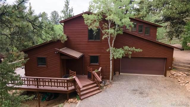 34018 Berg Lane, Pine, CO 80470 (MLS #7939255) :: Bliss Realty Group