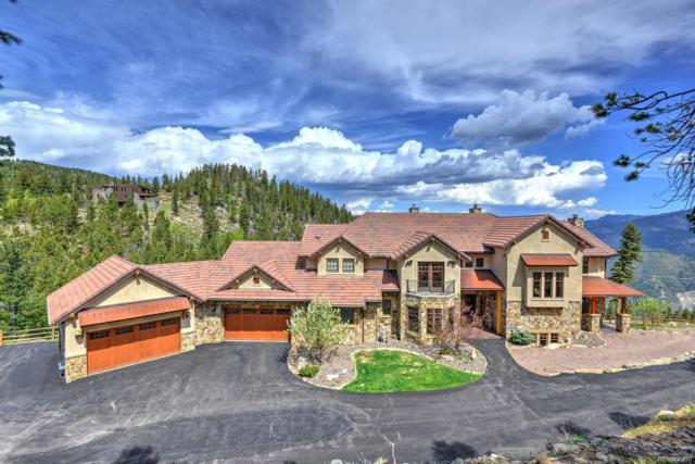 580 Packsaddle Trail, Evergreen, CO 80439 (#7939293) :: Bring Home Denver with Keller Williams Downtown Realty LLC