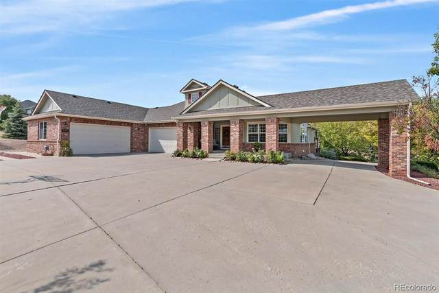 9458 E 147th Avenue, Brighton, CO 80602 (#7939427) :: Bring Home Denver with Keller Williams Downtown Realty LLC