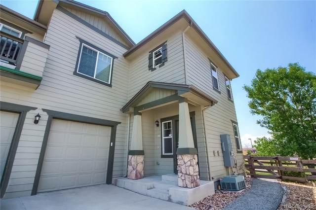 12901 Grant Circle B, Thornton, CO 80241 (#7939863) :: Finch & Gable Real Estate Co.