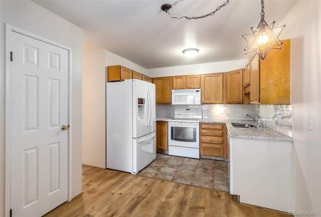 3082 S Wheeling Way #410, Aurora, CO 80014 (MLS #7940045) :: 8z Real Estate
