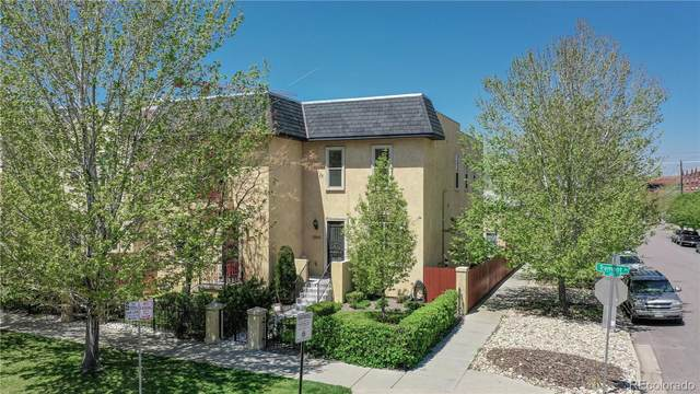 2363 Tremont Place, Denver, CO 80205 (#7940065) :: The Artisan Group at Keller Williams Premier Realty