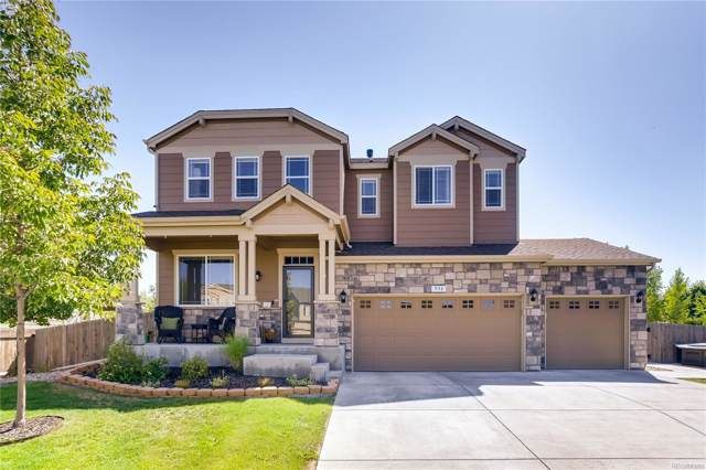 994 Stanley Court, Erie, CO 80516 (MLS #7940465) :: 8z Real Estate