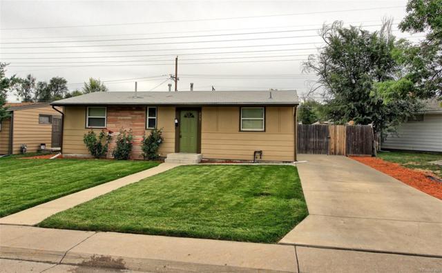 7391 Granada Road, Denver, CO 80221 (MLS #7940583) :: Kittle Real Estate