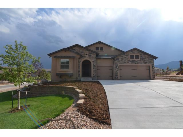 2909 Lakefront Drive, Monument, CO 80132 (MLS #7940602) :: 8z Real Estate