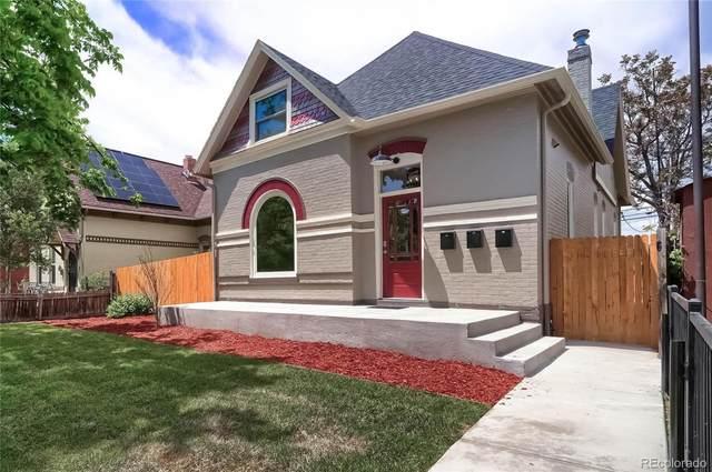 151 S Lincoln Street, Denver, CO 80209 (#7940915) :: The HomeSmiths Team - Keller Williams