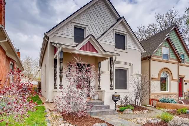 72 S Washington Street, Denver, CO 80209 (#7941078) :: Mile High Luxury Real Estate