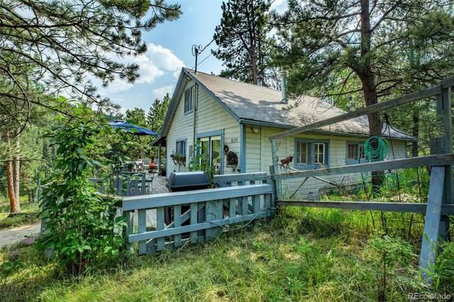 10291 Blue Sky Trail, Conifer, CO 80433 (MLS #7941124) :: Find Colorado