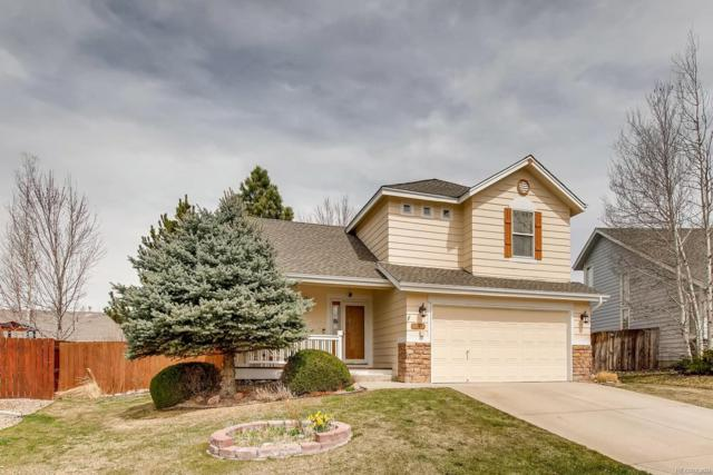 19539 E Elk Creek Drive, Parker, CO 80134 (#7941229) :: 5281 Exclusive Homes Realty