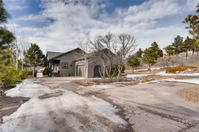 18651 Lower Lake Road, Monument, CO 80132 (MLS #7941266) :: 8z Real Estate
