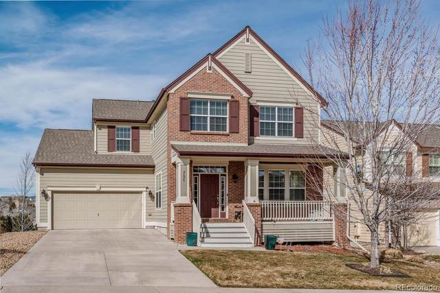 731 Briar Haven Drive, Castle Pines, CO 80108 (#7941359) :: The HomeSmiths Team - Keller Williams