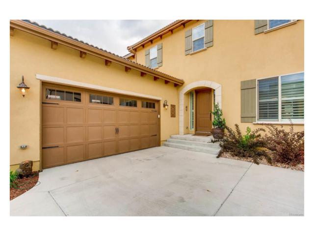10565 Montecito Drive, Lone Tree, CO 80124 (MLS #7941712) :: 8z Real Estate