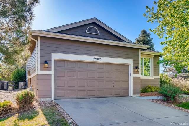 5982 S Zeno Court, Aurora, CO 80016 (MLS #7941820) :: 8z Real Estate