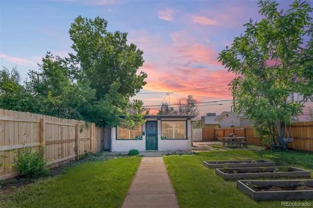 1520 Tamarac Street, Denver, CO 80220 (MLS #7942097) :: Clare Day with Keller Williams Advantage Realty LLC