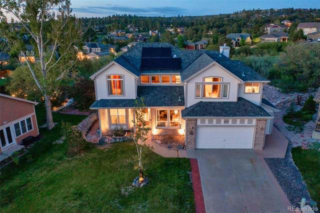 1512 Quail Lane, Castle Rock, CO 80104 (MLS #7942279) :: Clare Day with Keller Williams Advantage Realty LLC