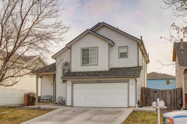 6360 E 121st Drive, Brighton, CO 80602 (#7942335) :: The Healey Group