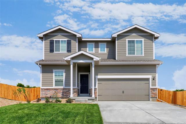 4252 E 95th Circle, Thornton, CO 80229 (#7942378) :: The Galo Garrido Group