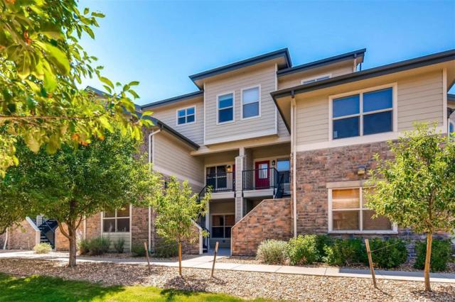 5800 Tower Road #310, Denver, CO 80249 (#7942972) :: Colorado Home Finder Realty