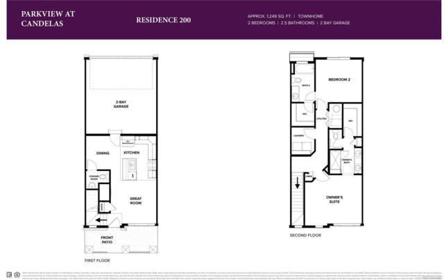 9311 Garnett Way B, Arvada, CO 80007 (MLS #7943981) :: 8z Real Estate