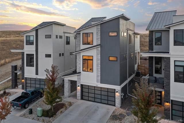 4311 N Meadows Drive, Castle Rock, CO 80109 (#7945045) :: Compass Colorado Realty
