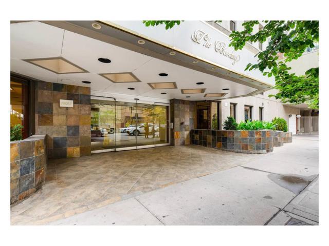 1625 Larimer Street #2601, Denver, CO 80202 (#7945117) :: Ford and Associates