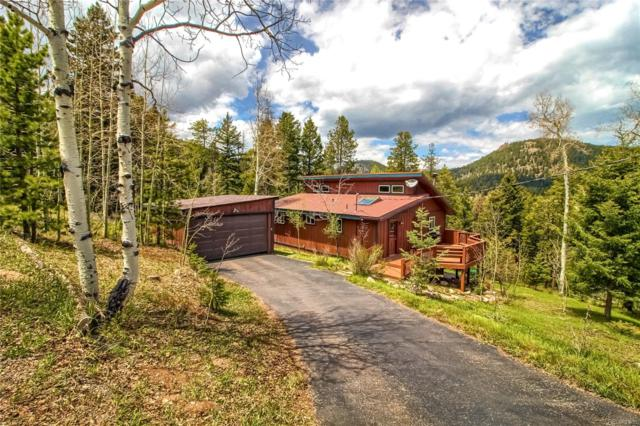 19293 Silver Ranch Road, Conifer, CO 80433 (#7945374) :: Berkshire Hathaway Elevated Living Real Estate