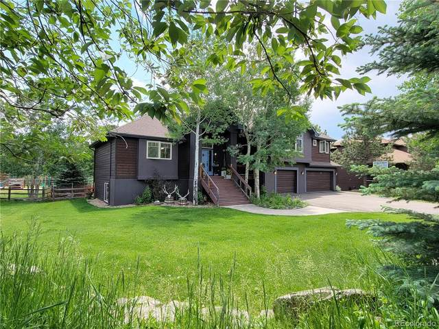 1654 Muirfield Lane, Evergreen, CO 80439 (MLS #7945387) :: Kittle Real Estate