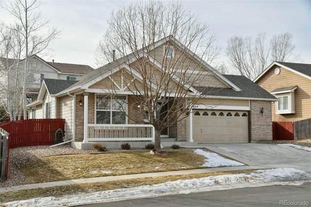 15644 E 99th Avenue, Commerce City, CO 80022 (MLS #7945434) :: 8z Real Estate