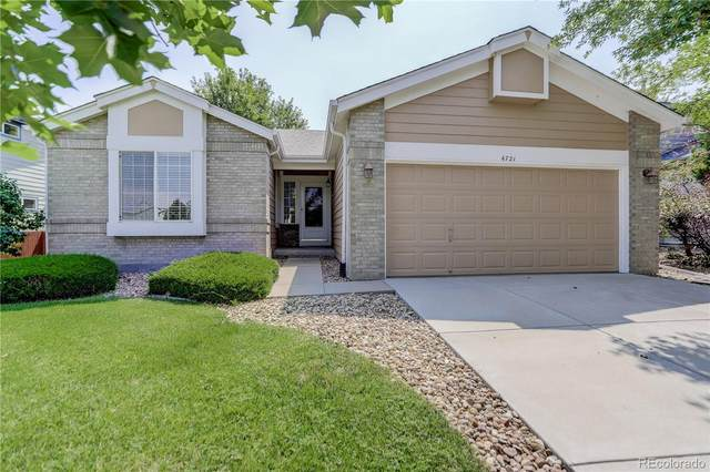 4721 S Danube Circle, Aurora, CO 80015 (#7945598) :: Kimberly Austin Properties