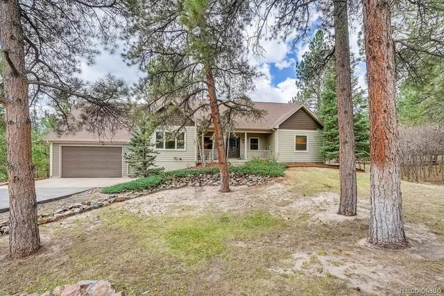 708 Independence Drive, Larkspur, CO 80118 (#7945605) :: The DeGrood Team