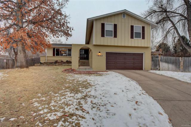 1683 S Macon Street, Aurora, CO 80012 (#7945641) :: The HomeSmiths Team - Keller Williams