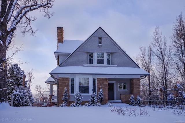 1014 Mapleton Avenue, Boulder, CO 80304 (MLS #7945912) :: 8z Real Estate