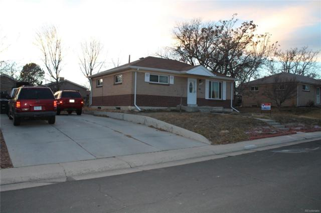 10709 Murray Drive, Northglenn, CO 80233 (#7946208) :: The Umphress Group