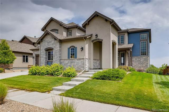 9464 Flattop Street, Arvada, CO 80007 (#7946424) :: Chateaux Realty Group