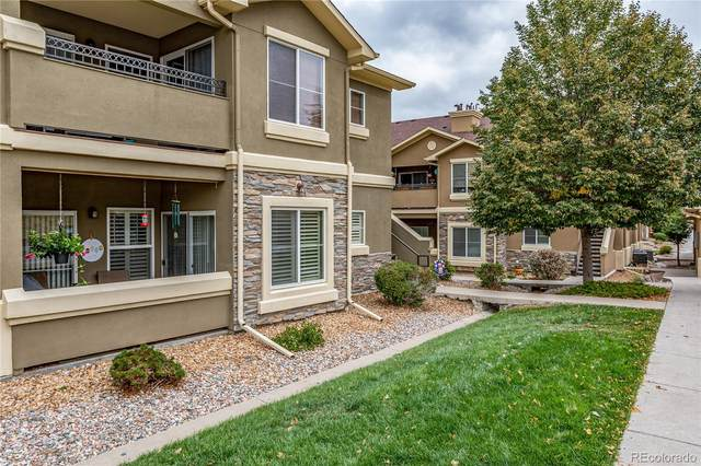 4764 Copeland Circle #102, Highlands Ranch, CO 80126 (#7946457) :: milehimodern