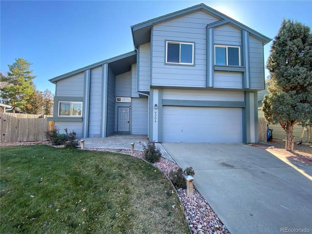 9304 W 98th Court, Westminster, CO 80021 (#7946470) :: The DeGrood Team