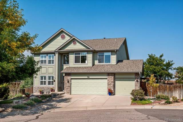7861 Rampart Way, Littleton, CO 80125 (#7946541) :: Kimberly Austin Properties