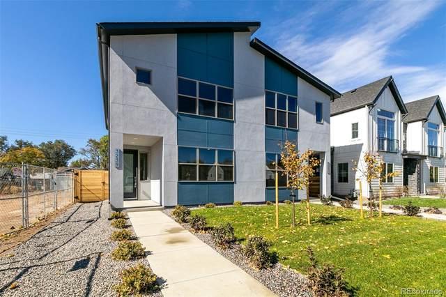 3239 S Bannock Street, Englewood, CO 80110 (MLS #7946992) :: 8z Real Estate