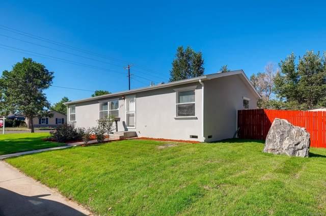 2301 Florence Street, Aurora, CO 80010 (MLS #7947231) :: 8z Real Estate