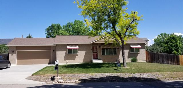 8438 S Saulsbury Street, Littleton, CO 80128 (#7947245) :: The Pete Cook Home Group
