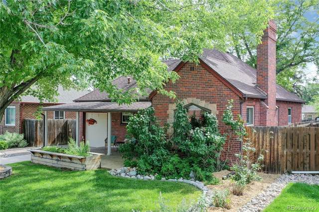 1204 Jasmine Street, Denver, CO 80220 (#7947259) :: Finch & Gable Real Estate Co.