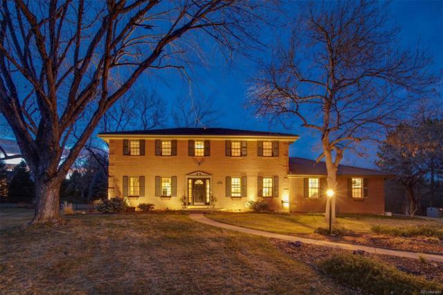 7 S Franklin Circle, Greenwood Village, CO 80121 (#7947547) :: House Hunters Colorado