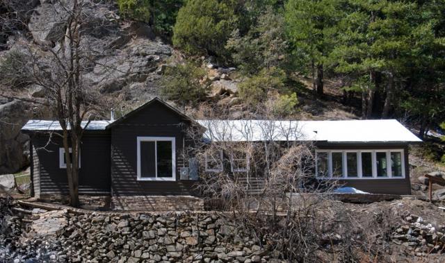 5216 Fourmile Canyon Drive, Boulder, CO 80302 (#7947960) :: The Peak Properties Group