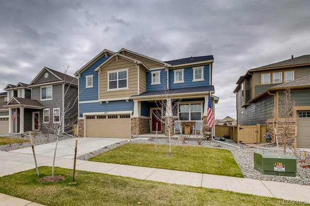 323 Western Sky Circle, Longmont, CO 80501 (#7948038) :: Finch & Gable Real Estate Co.