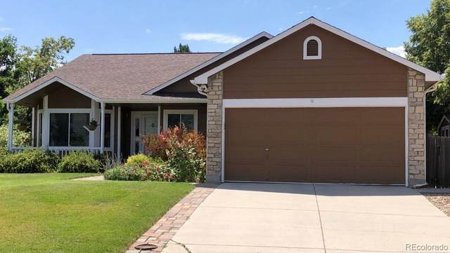 5593 S Ward Way, Littleton, CO 80127 (#7948220) :: Own-Sweethome Team