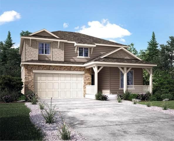 10972 Hayloft Street, Parker, CO 80134 (#7948684) :: The HomeSmiths Team - Keller Williams