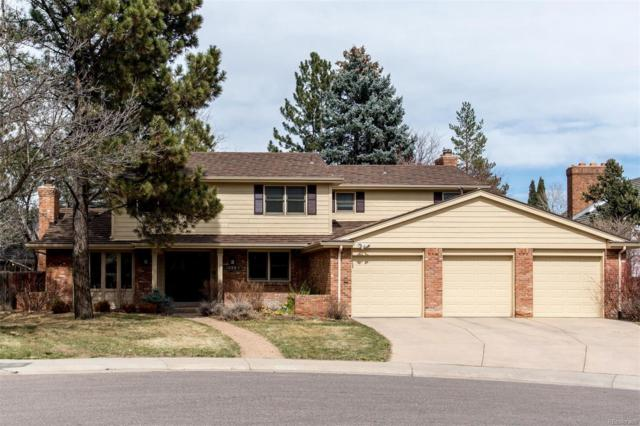10885 E Crestline Place, Englewood, CO 80111 (MLS #7948868) :: Bliss Realty Group