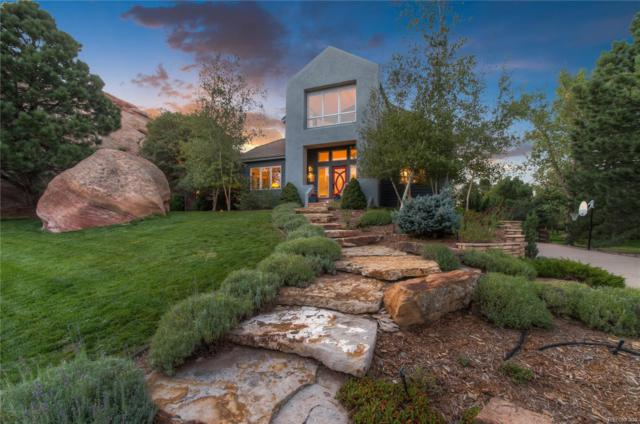 3 Killdeer Lane, Littleton, CO 80127 (#7948928) :: The City and Mountains Group