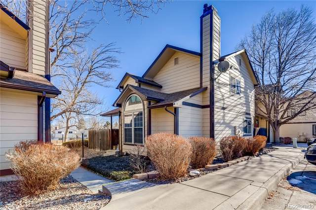 1880 S Quintero Way, Aurora, CO 80017 (#7948960) :: The HomeSmiths Team - Keller Williams
